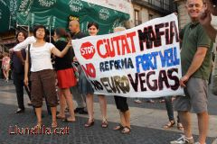 No reforma Port Vell no Eurovegas